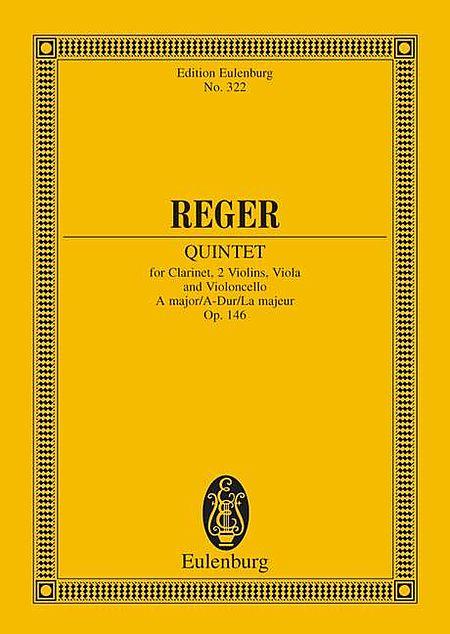Quintet in A Major, Op. 146