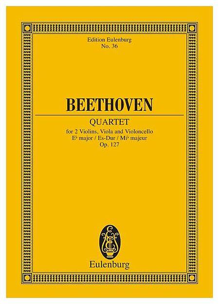 String Quartet in E-flat Major, Op. 127
