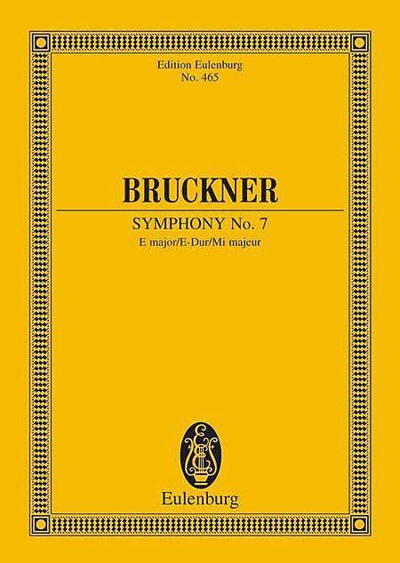 Symphony No. 7 in E Major