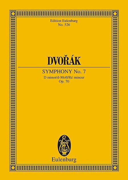 Symphony No. 7 in D Minor, Op. 70 (Old No. 2)