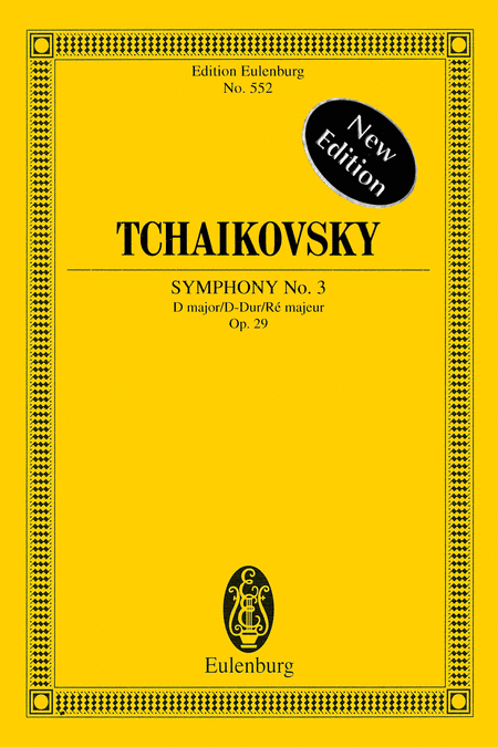 Symphony No. 3 in D Major, Op. 29d Polish