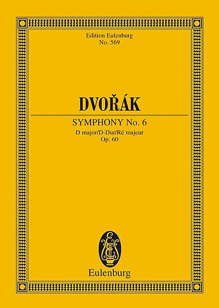 Symphony No. 6 in D Major, Op. 60