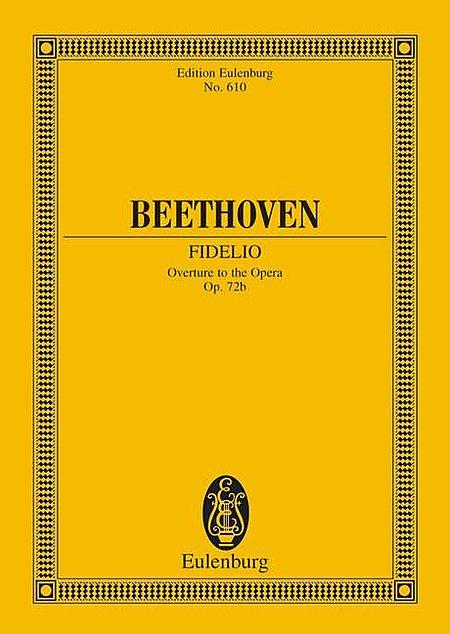 Fidelio, Op. 72b