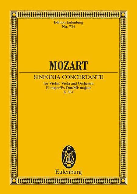 Sinfonia Concertante in E-Flat Major, KV. 364