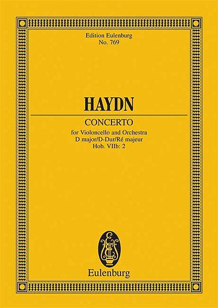 Concerto in D Major, Op. 101 (Hob. VIIb: 2)