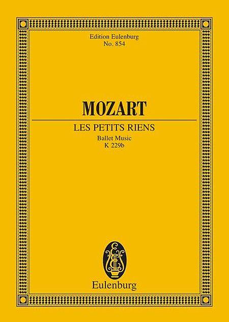 Les Petits Riens, K. 299b