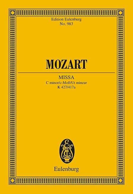 Mass in C minor, K. 427/417a