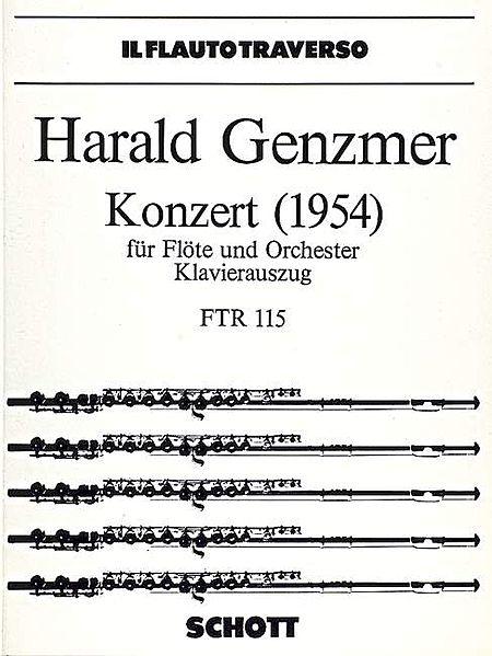 Flute Concerto (1954)