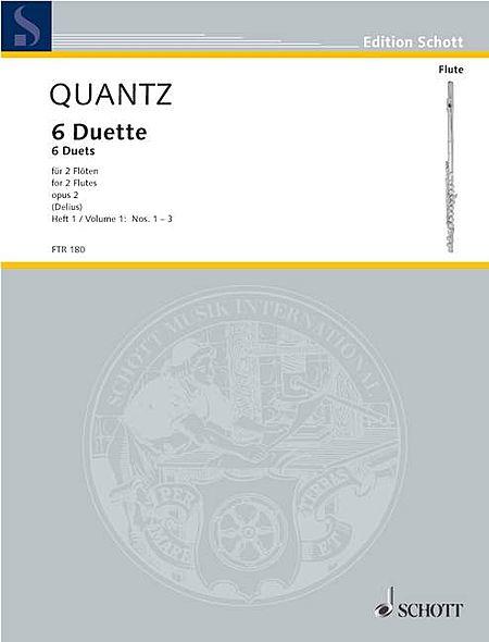 6 Duets, Op. 2 - Volume 1