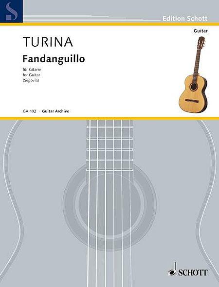 Fandanguillo, Op. 36