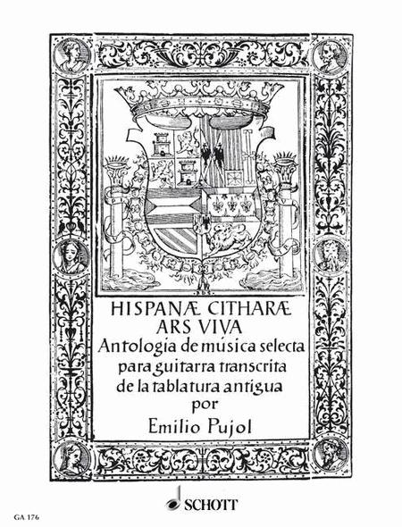 Hispanae Citharae Ars Viva