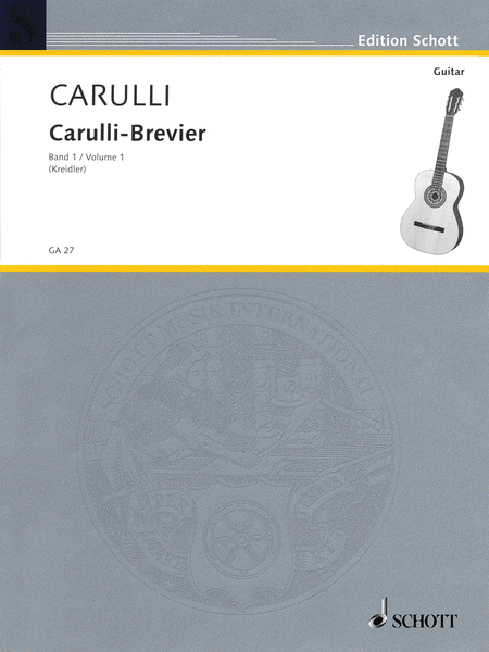 Brevier - Selected Works for Guitar