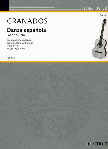 Danza Española Andaluza, Op. 37, No. 5