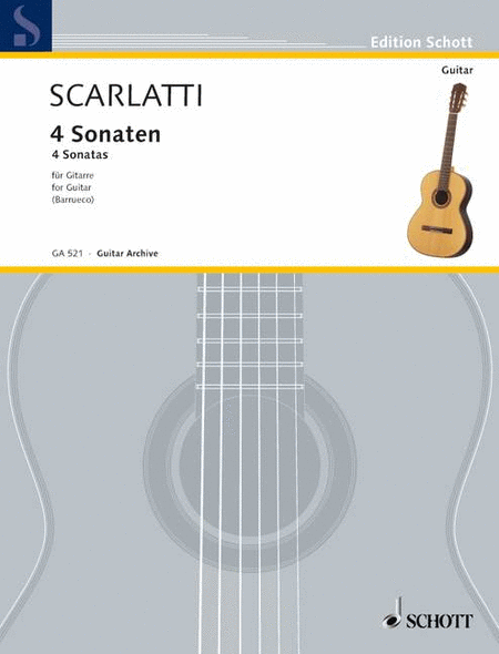 4 Sonatas