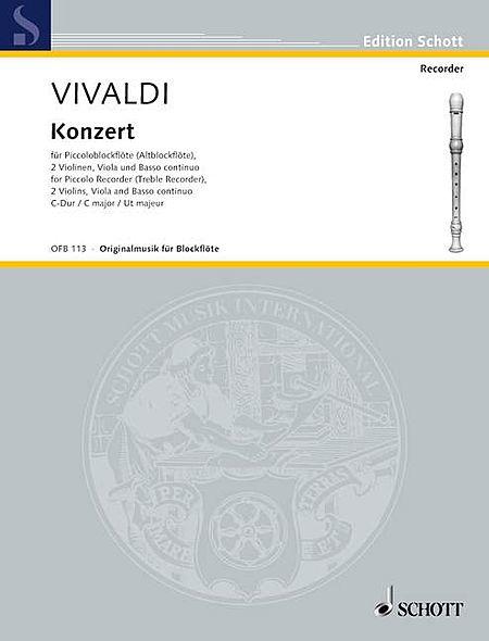 Concerto in C Major, Op. 44, No. 11 (RV 443/PV 79)
