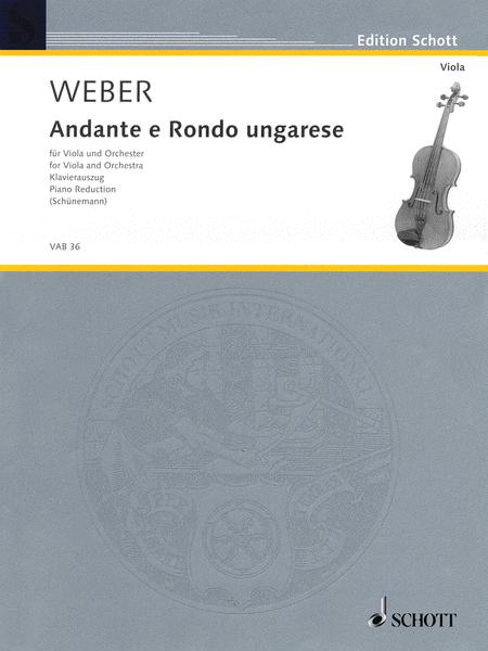 Andante and Rondo Ungarese