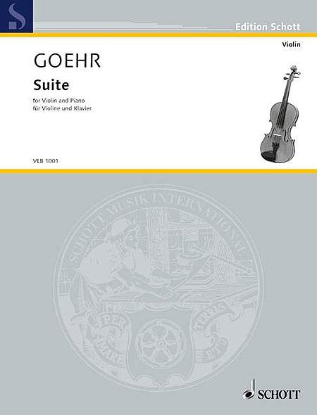 Suite, Op. 70