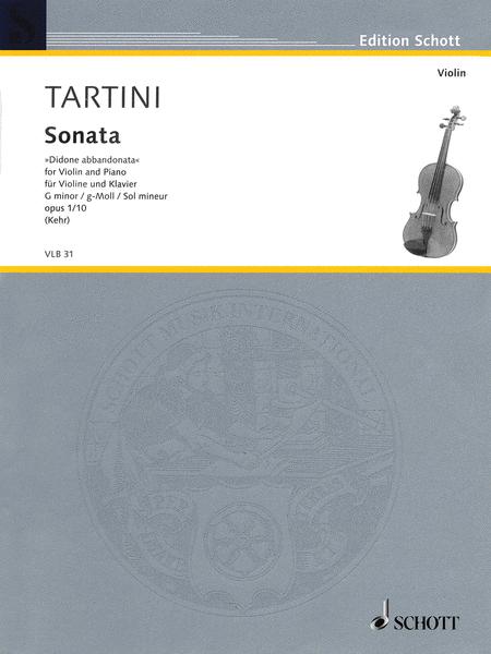 Sonata in G Minor, Op. 1, No. 10