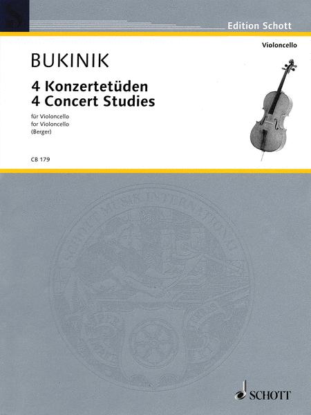 4 Concert Studies
