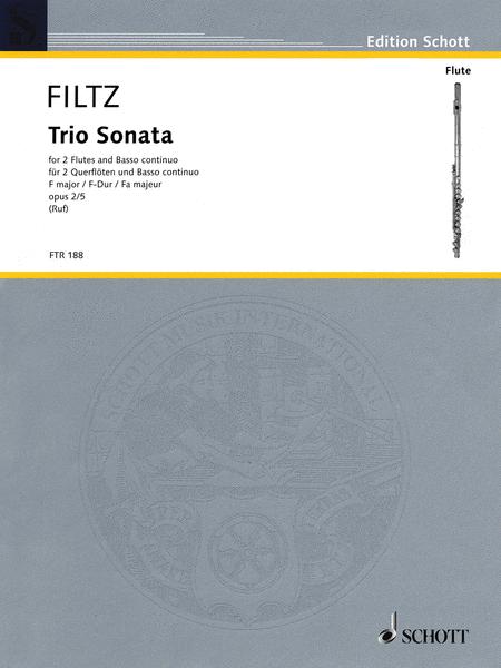 Trio Sonata in F Major, Op. 2, No. 5