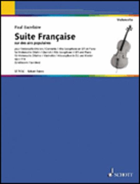 Suite Francaise Op. 114