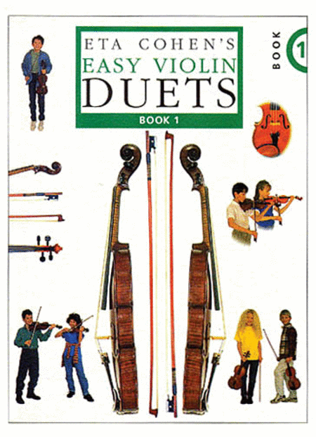 Easy Violin Duets - Book 1