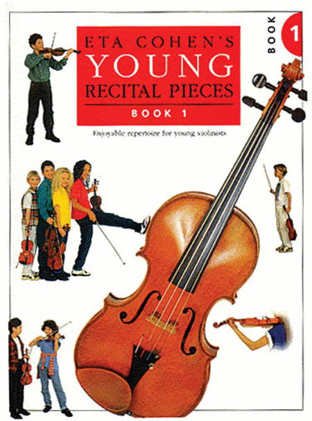 Eta Cohen: Young Recital Pieces - Book 1
