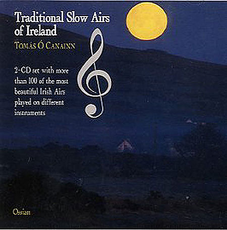 Traditional Slow Airs of Ireland Demo CD