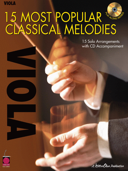 15 Most Popular Classical Melodies (Viola)