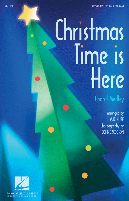 Christmas Time Is Here (Choral Medley)