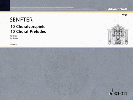 10 Choral Preludes