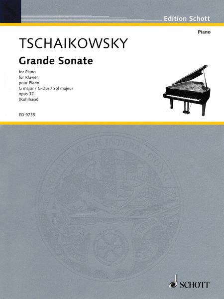 Grande Sonate in G Major, Op. 37