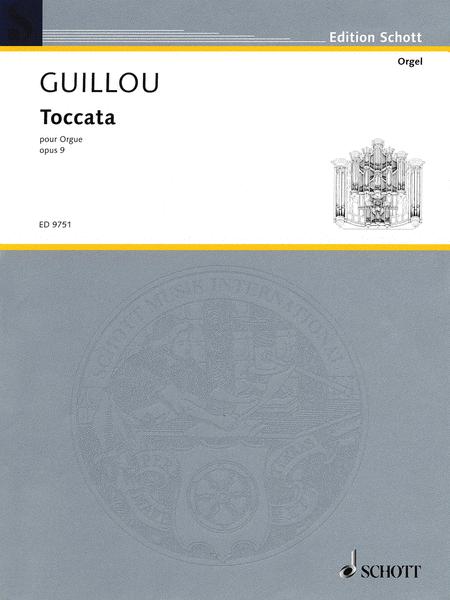 Toccata, Op. 9