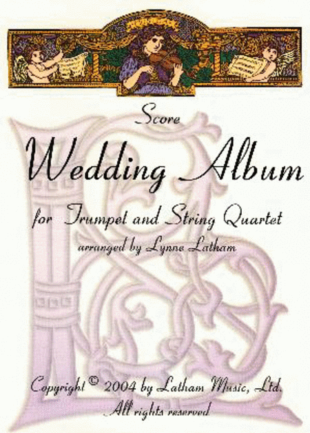 Wedding Album for Trumpet and String Quartet