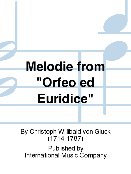 Melodie from