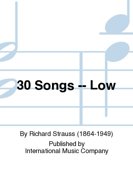 30 Songs -- Low