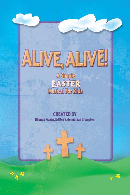 Alive Alive (Listening CD)