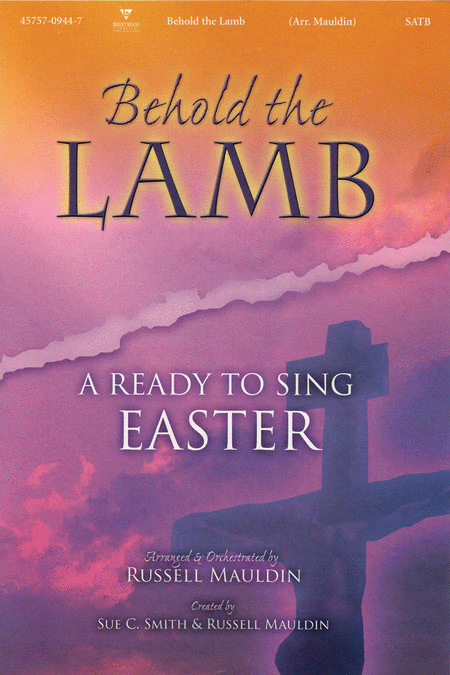 Behold The Lamb (CD Preview Pack)