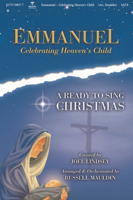 Emmanuel-Celebrating Heaven's Child (Split Track Accompaniment CD)