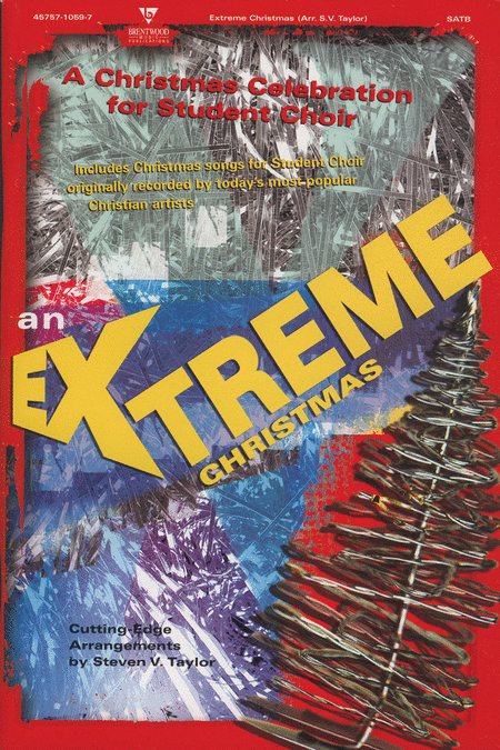An Extreme Christmas (Choral Book)