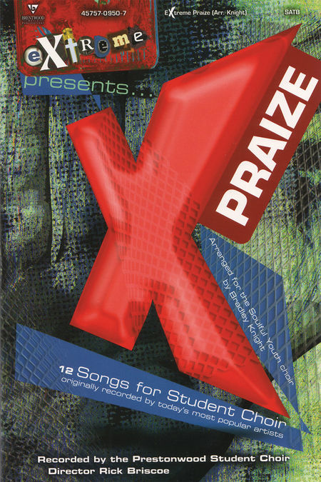 Extreme Praize, Volume 1 (Split Track Accompaniment CD)