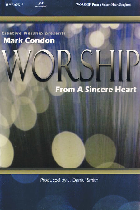 From A Sincere Heart (Songbook)