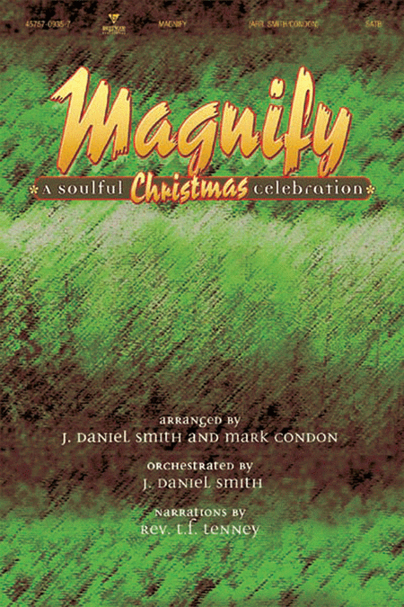 Magnify (Conductor's Score Only)