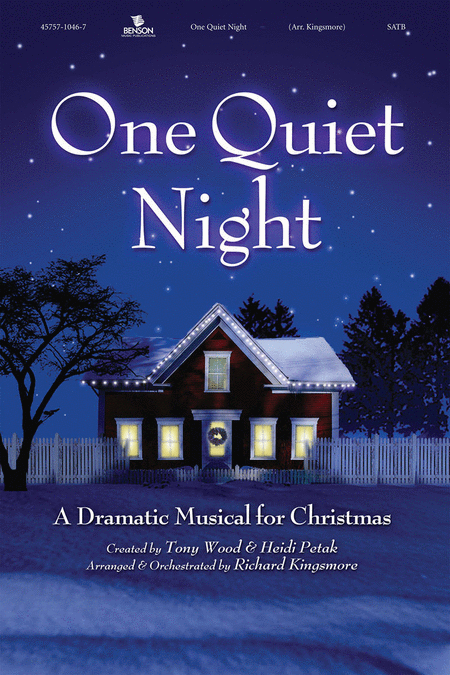 One Quiet Night (Split Track Accompaniment CD)
