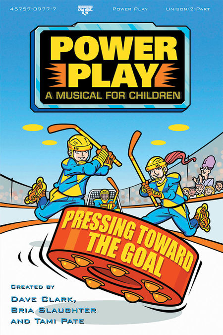 Power Play (Choral Book)