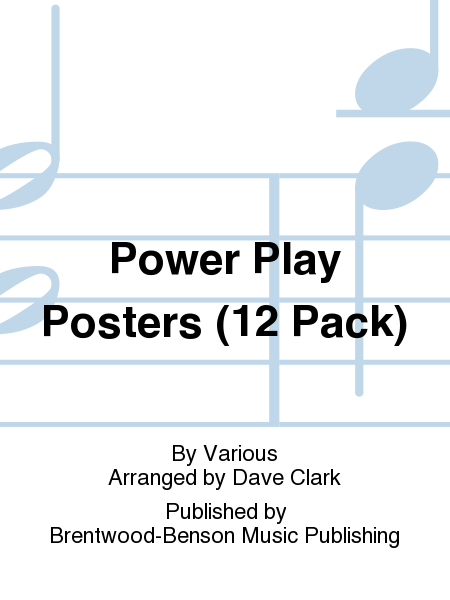 Power Play Posters (12 Pack)