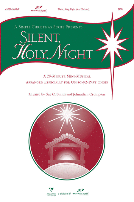 Silent, Holy Night (Split Track Accompaniment CD)