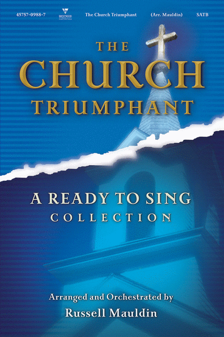 The Church Triumphant (Split Track Accompaniment CD)