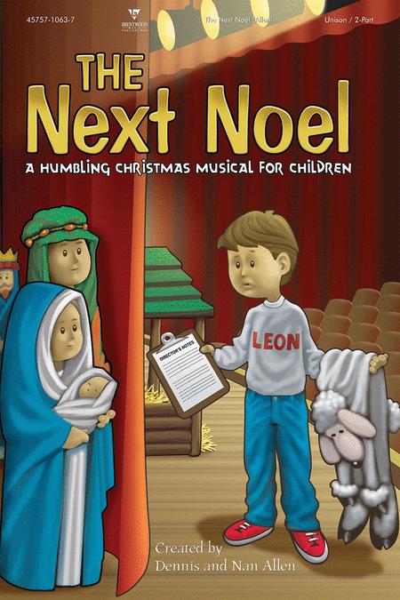The Next Noel (Split Track Accompaniment CD)