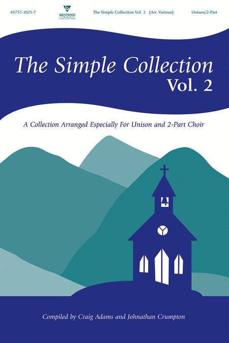 The Simple Collection, Volume 2 (Split Track Accompaniment CD)